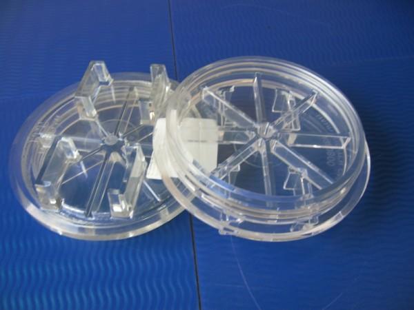Vorfilterdeckel für ITT Pumpe von Rubin