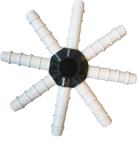 Filterkreuz Zirkel