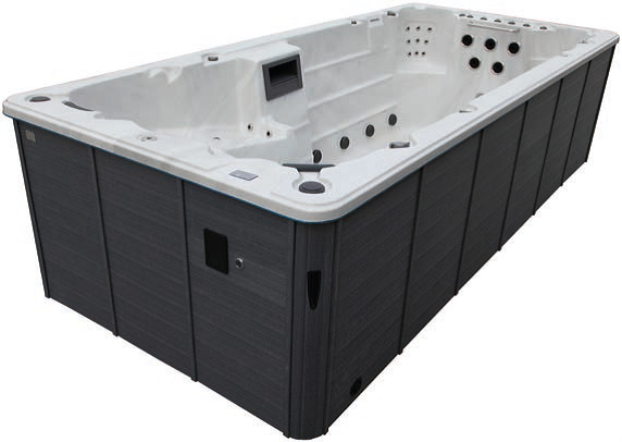 DenForm Swimspa Modell 5 m SINGLE