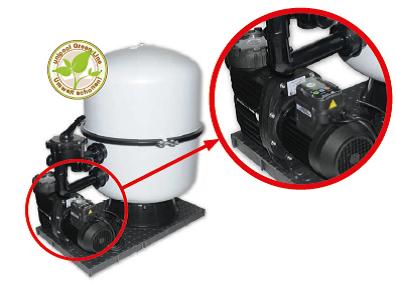 SAPHIR Eco Touch-Pro Quarzsandfilter