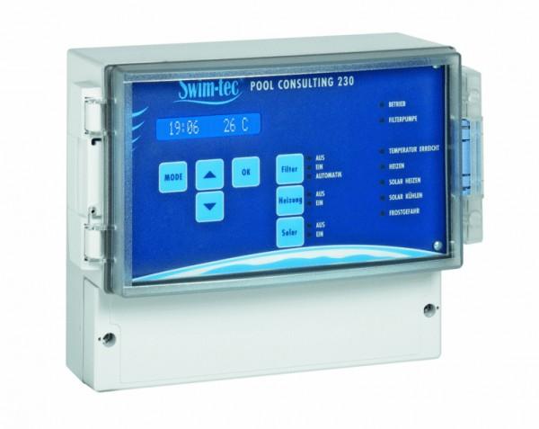 Digitale Filter-, Heizungs- und Solarsteuerung