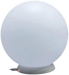 Schwimmende LED-Kugel Ø 200 mm