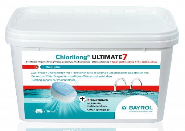 Chlorilong ULTIMATE 7