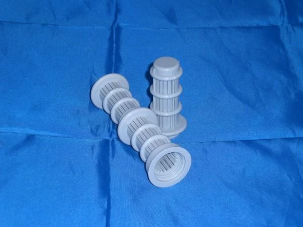 Schlitzröhrchen Lacron,180mm