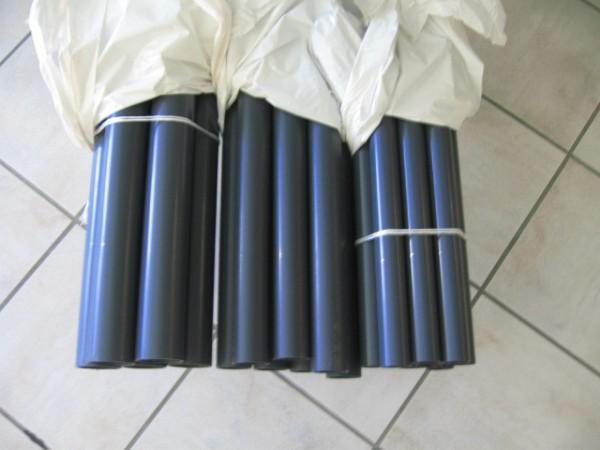Messing-PVC-Verschraubungen