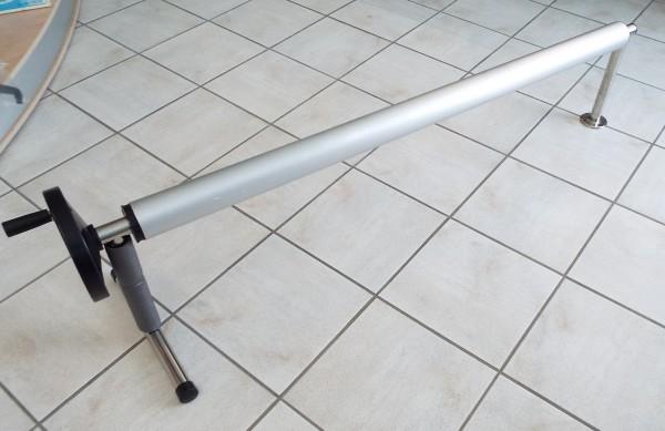 Alu-Teleskoprohr 3,7 - 4,6 m