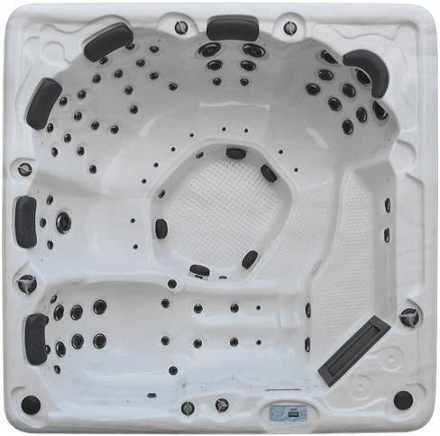 DenForm Spa Modell Infinity 71 Outdoor-Whirlpool