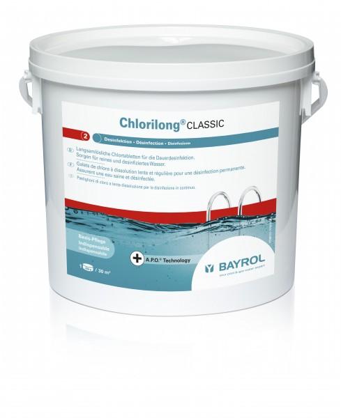 BAYROL Chlorilong Classic 5 kg Eimer