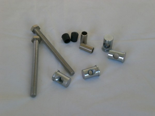 Schraubensatz für Spannring Saphir 400 & 500