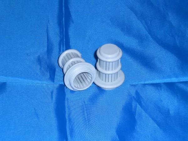 Schlitzröhrchen Lacron, 20mm