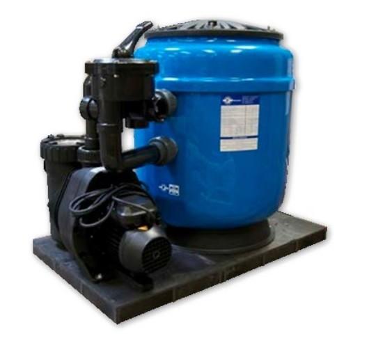 Aquamarin-Filter